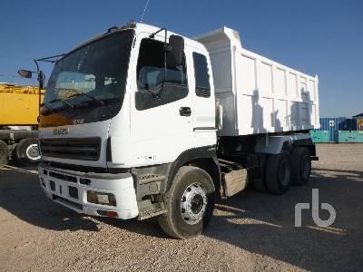 2007 ISUZU CYH51K Dump Truck (T/A)