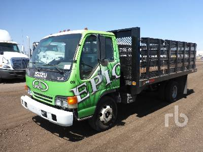 Wonderful 2000 ISUZU NPR COE