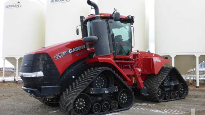 Used Tractors For Sale >> New And Used Track Tractors For Sale