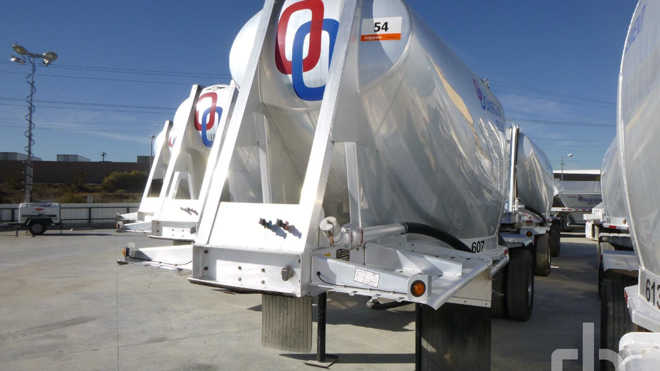 New and used pneumatic bulk trailers for sale