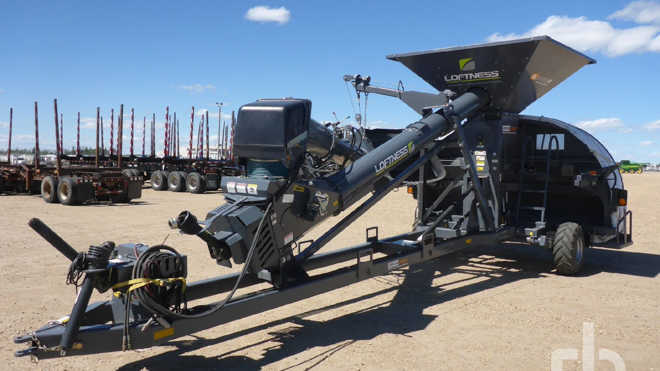 Grain Baggers from top manufacturers available | Ritchie Bros