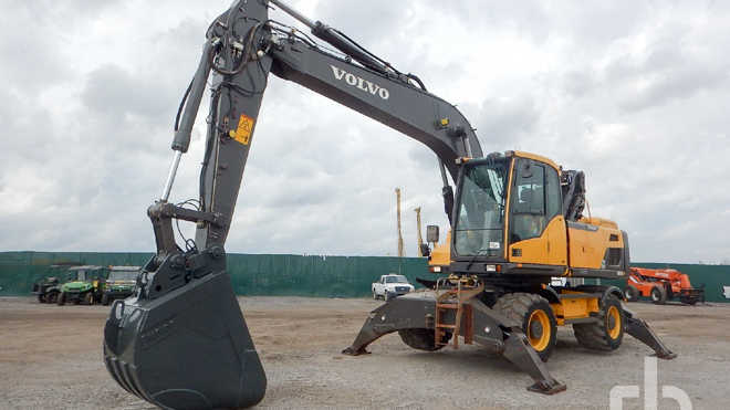 New And Used Mobile Excavators For Sale