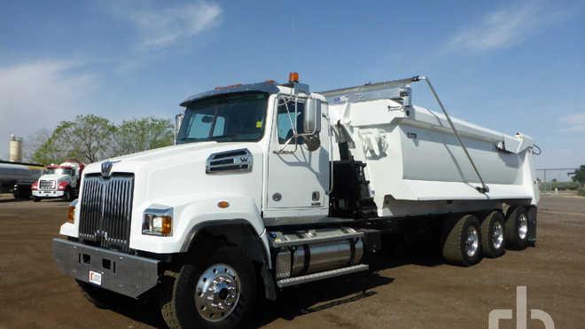Used Dump Trucks >> New And Used Dump Trucks Tri Axle For Sale