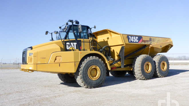 New and used Articulated Dump Trucks for sale