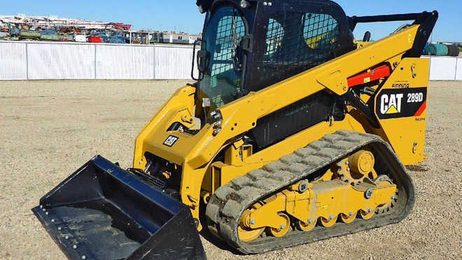 New and used multi terrain loaders for sale