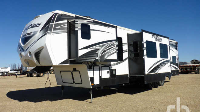 Travel Trailers from top manufacturers available | Ritchie Bros