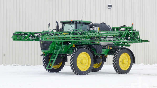 New and used sprayers for sale