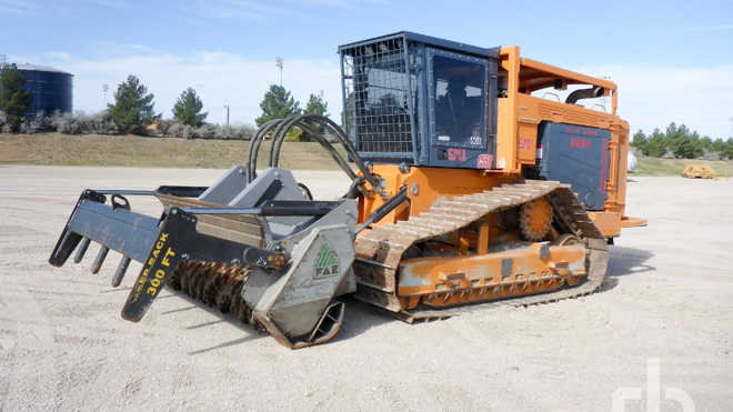New and used mulchers for sale