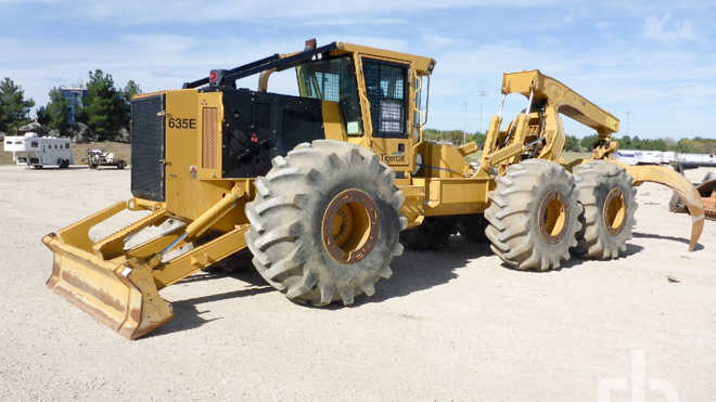 New and used skidders for sale