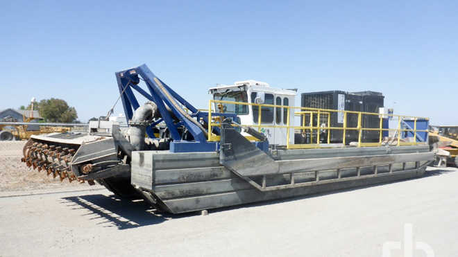 Dredges from top manufacturers available | Ritchie Bros