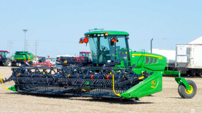 New and used swathers for sale