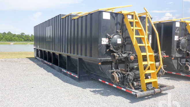 New and used frac tanks for sale