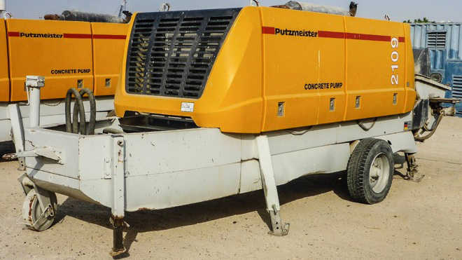 New and used Concrete Pumps for sale | Ritchie Bros