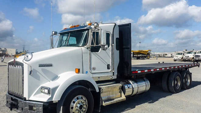 Flatbed Truck For Sale >> New And Used Flatbed Trucks For Sale Ritchie Bros