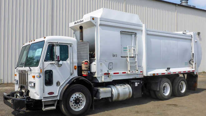 Trash Trucks For Sale >> New And Used Sanitation Trucks For Sale Ritchie Bros