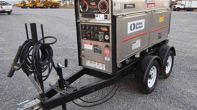 New and used welders for sale | Ritchie Bros