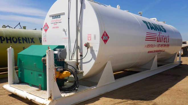 Oil Fuel Tanks Gas Diesel More Ritchie Bros Auctioneers