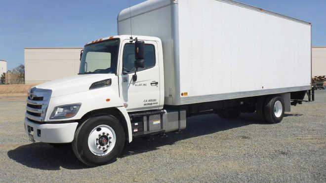 New and used van and reefer trucks for sale | Ritchie Bros