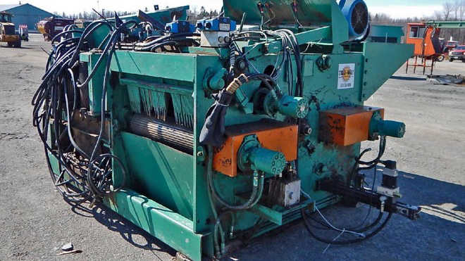 Used Sawmills For Sale >> New And Used Sawmill Equipment For Sale Ritchie Bros