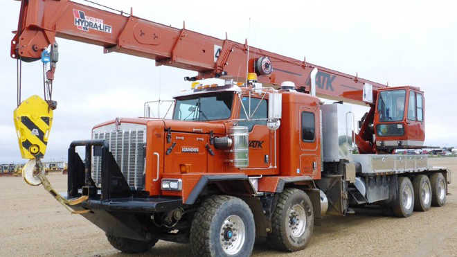 Crane Truck For Sale >> New And Used Boom Trucks For Sale