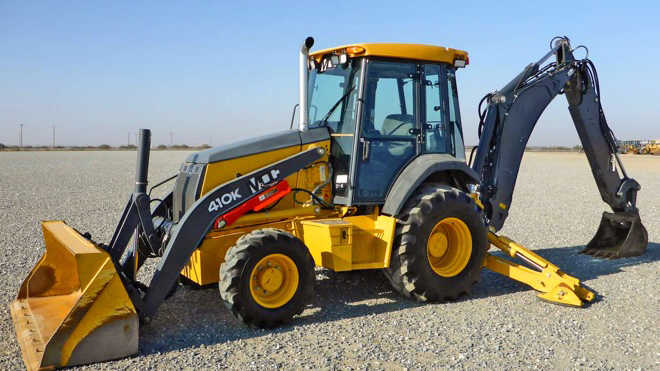 New and used loader backhoes for sale | Ritchie Bros