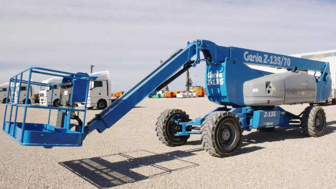 New and used Boom & Scissor Lifts for sale | Ritchie Bros