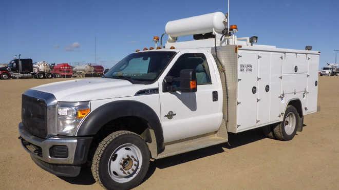 Utility Trucks For Sale >> New And Used Utility Trucks For Sale Ritchie Bros