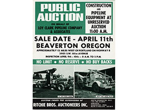 empire auctions beaverton oregon