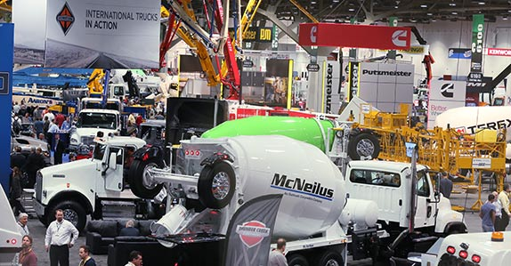 5 Things To Do During World Of Concrete 2014 Ritchie