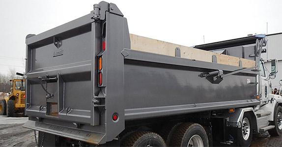 Dump Beds For Trucks Used