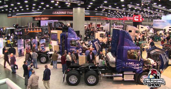 2014 Mid-America Trucking Show