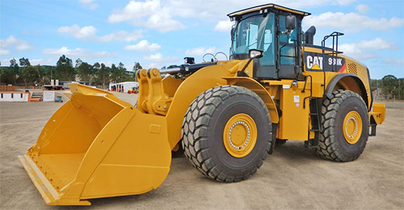 Caterpillar ranks no. 1 in the 2014 Yellow Table ranking survey of top 5 construction equipment manufacturers
