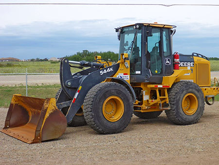 Planning to sell or buy a wheel loader? Check current used wheel loader prices first. | Ritchie ...