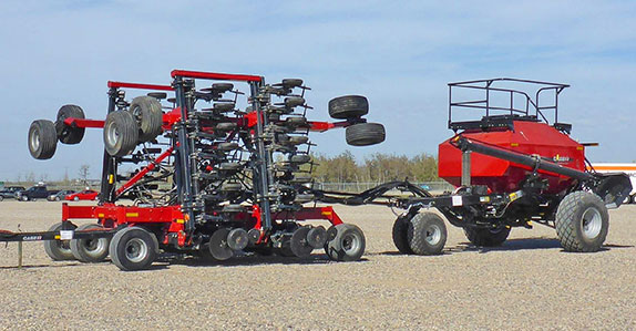 2012 Case IH SDX30 30' air drill for sale at Ritchie Bros. Auctioneers