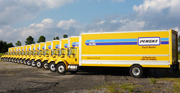 Need A Reliable Box Truck Buy Van Trucks From The Penske Fleet