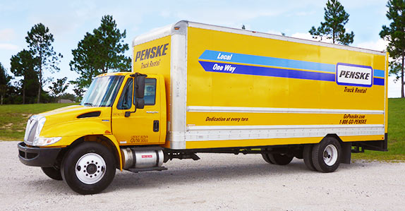 Penske Near Me >> Need a reliable box truck? Buy van trucks from the Penske ...