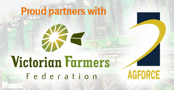 Ritchie Bros. is a proud partner of the Victorian Farmers Federation