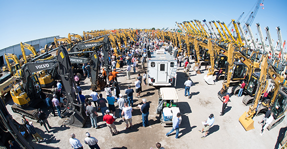Ritchie Bros. unreserved heavy equipment and truck auctions.