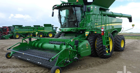 2016's Top-5 biggest used farming equipment sales  | Ritchie