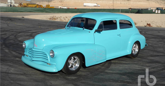 1946 Chevrolet sold at Ritchie Bros. auction