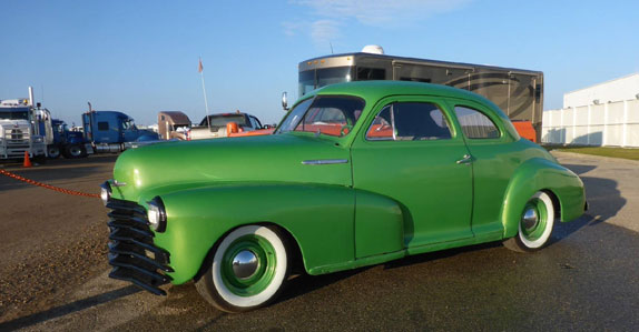 1948 Chevrolet Fleetmaster sold at Ritchie Bros. auction