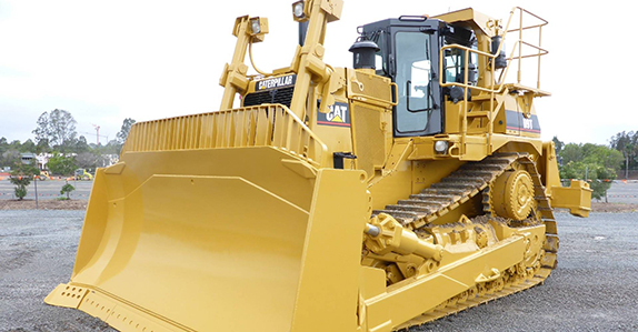 2011 Caterpillar D9T dozer sold in auction by Ritchie Bros.