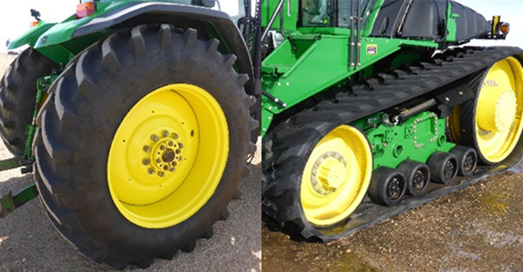 How to inspect a farm tractor for sale.