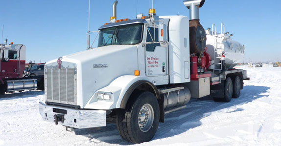 Kenworth tank truck sold in April Ritchie Bros. auction