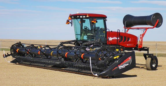 Equipment inspection tips: used swathers | Ritchie Bros