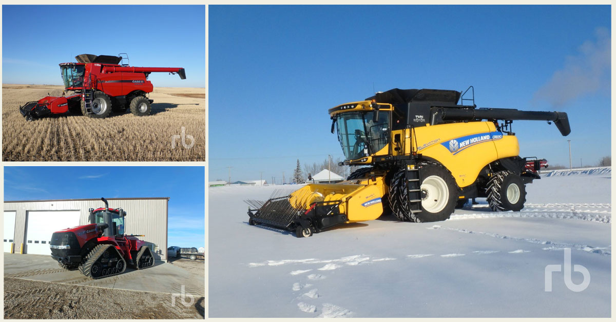 feature image of ag equipment