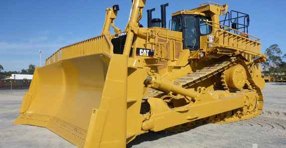 Five of the world's largest dozers - 2019 edition | Ritchie