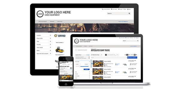 Komatsu Europe selects RB Asset Solutions for online