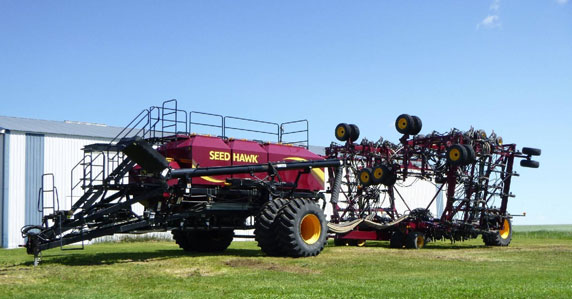 Seed Hawk air drills for sale