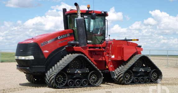 Case IH tractors for sale